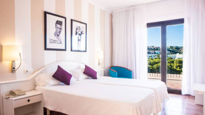 Double room with balcony bon repos boutique hotel santa ponsa